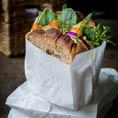 Бутерброды De Luxe