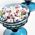 Сливочный салат с виноградом