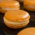 Рецепт макарун с соленой карамелью | Adriano Zumbo Salted Caramel Macarons