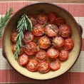 Печеные помидоры с травами | Slow Roasted Tomatoes with Herbs
