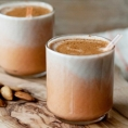 Морковное какао (веганский сыроедный напиток)