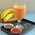 Антиоксидант: ягоды годжи и банан