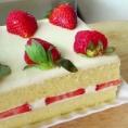 Японский Клубничный торт | Japanese Strawberry Shortcake