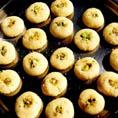 Дудх педа (Peda) - вкуснейший индийский десерт