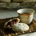 Арабское печенье с финиками