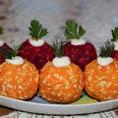 Овощные шарики