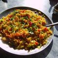 Сабджи пулао (овощной плов)