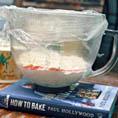 Хлебная закваска (стартер) на яблоках из книги Paul Hollywood HOW TO BAKE + закваска из меда