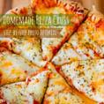 Домашнее тесто для пиццы рецепт