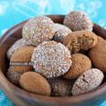 Исключительно кокосовое постное печенье