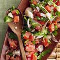 Гавайский салат Ломи-Ломи из лосося